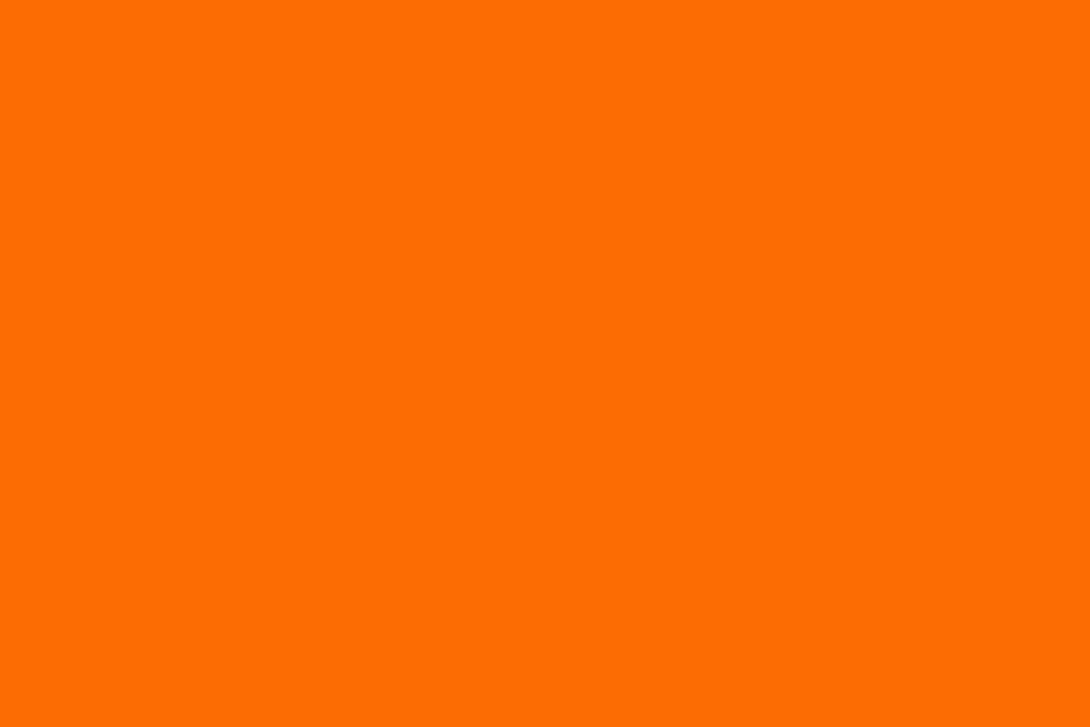 Coloris Orange